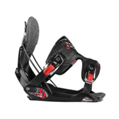 Flow The Five Snowboard Bindings 2013, Black, medium