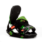 Flow The Five Snowboard Bindings 2013, Blacklight, medium