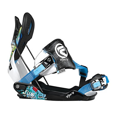 Flow Minx SE Womens Snowboard Bindings, , viewer