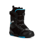 Flow Rival Jr Boa Kids Snowboard Boots 2013, , medium