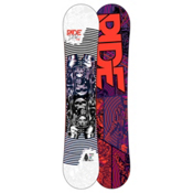 Ride DH2 Wide Snowboard 2013, 157cm Wide, medium