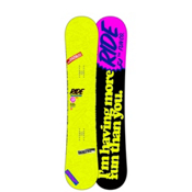 Ride Buckwild Wide Snowboard 2013, 159cm Wide, medium