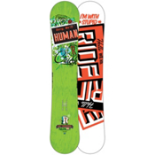 Ride Crush Wide Snowboard 2013, 159cm Wide, medium