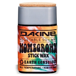 Dakine Home Grown Soy Stick Snowboard Wax, , 256