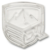 Dakine Shield Stomp Pad 2013, Clear, medium