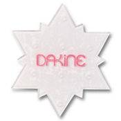 Dakine Flake Mat Stomp Pad 2014, Clear, medium