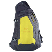 Arc'teryx Quiver 11L Backpack 2013, Lime, medium