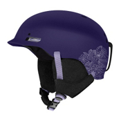 Smith Gage Jr Girls Helmet 2013, Violet Jolene, medium