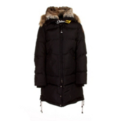Parajumpers Long Bear Womens Jacket, Black, medium