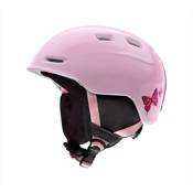 Smith Zoom Jr Girls Helmet 2013, Pink Flutterby, medium