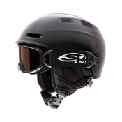 Smith Galaxy/Cosmos Kids Helmet 2013, Black, medium