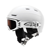 Smith Galaxy/Cosmos Kids Helmet 2013, White, medium