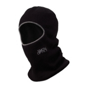 Smith Knit Balaclava, Black, medium