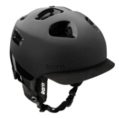 Bern G2 Helmet 2013, Matte Black 2tone-Black Knit, medium