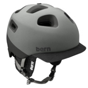 Bern G2 Helmet 2013, Matte Grey 2tone-Black Knit, medium