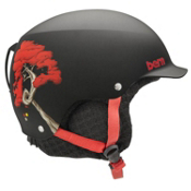 Bern Baker EPS Pollard Audio Helmet 2013, Matte Black-Audio, medium