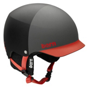Bern Baker EPS Wescott Audio Helmet 2013, Matte Black Hatstyle-Audio, medium