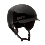 Bern Baker EPS Helmet 2013, All Black Everything-Cordova, medium