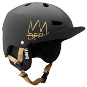 Bern Macon EPS Schneider Audio Helmet 2013, Matte Black-Audio, medium