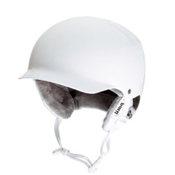 Bern Muse EPS Womens Helmet 2013, All White Everything-Cordova, medium