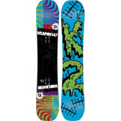 K2 World Wide Weapon Snowboard 2013, 147cm, medium