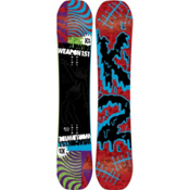 K2 World Wide Weapon Snowboard 2013, 151cm, medium