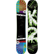K2 World Wide Weapon Snowboard 2013, 154cm, medium