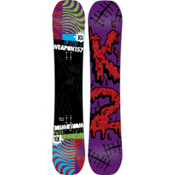 K2 World Wide Weapon Snowboard 2013, 157cm, medium