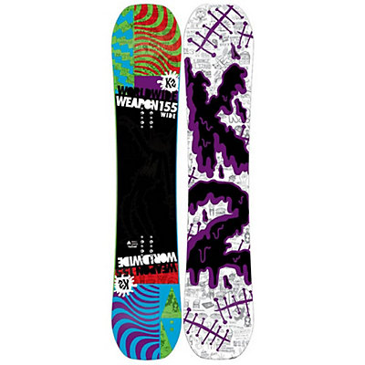 K2 WWW Wide Snowboard, , large