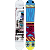 K2 Raygun Wide Snowboard 2013, 157cm Wide, medium