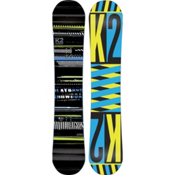 K2 Playback Snowboard 2013, 158cm, medium