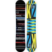 K2 Playback Wide Snowboard 2013, 153cm Wide, medium