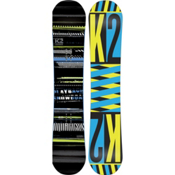 K2 Playback Wide Snowboard 2013, 156cm Wide, medium