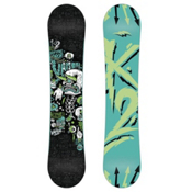 K2 Vandal Boys Snowboard 2013, 132cm, medium