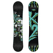 K2 Vandal Boys Snowboard 2013, 137cm, medium