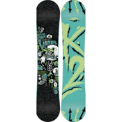 K2 Vandal Wide Boys Snowboard 2013, , medium