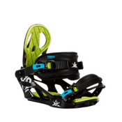 K2 Vandal Kids Snowboard Bindings 2013, , medium