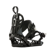 K2 Cinch Tryst Womens Snowboard Bindings 2013, Black, medium