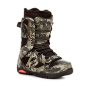 K2 Darko Snowboard Boots 2013, Camo, medium