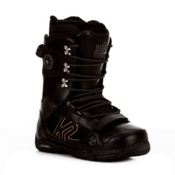 K2 Darko Snowboard Boots 2013, Black, medium