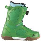 K2 Raider Snowboard Boots 2013, Green, medium
