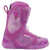 K2 Scene Womens Snowboard Boots 2013, Purple, medium