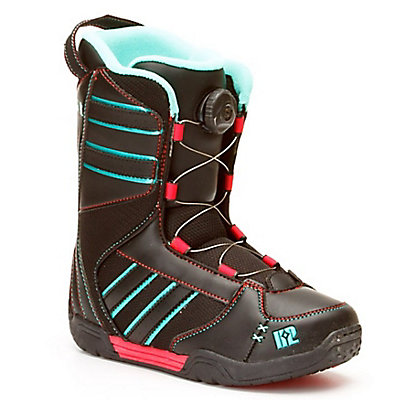K2 Kat Boa Girls Snowboard Boots, , large