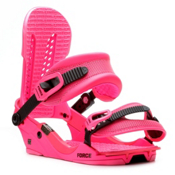 Union Force Snowboard Bindings 2013, Magenta, medium