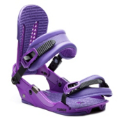 Union Force Snowboard Bindings 2013, Purple, medium