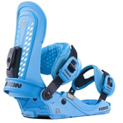 Union Force Snowboard Bindings 2013, Blue, medium