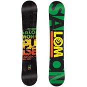 Salomon Pulse Wide Snowboard 2013, , medium