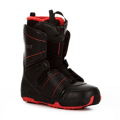 Salomon Faction Snowboard Boots 2013, Black-Quick-Black, medium