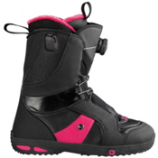 Salomon Ivy Boa Str8jkt Womens Snowboard Boots 2013, , medium