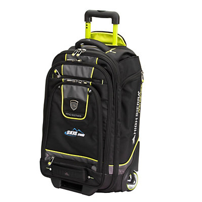 High Sierra Skis.com Wheeled Carry On Ski Boot Bag, , large
